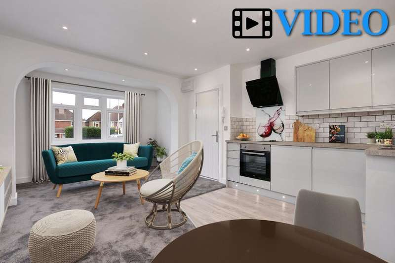 1 Bedroom Apartment Flat for sale in Stotfold Road, Arlesey, SG15 6XR