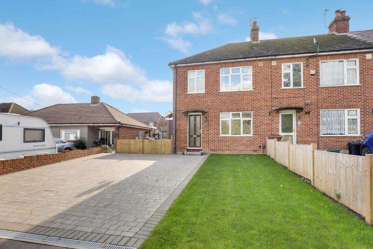 3 Bedrooms End Of Terrace House for sale in Lower Rainham Road, Rainham, Gillingham