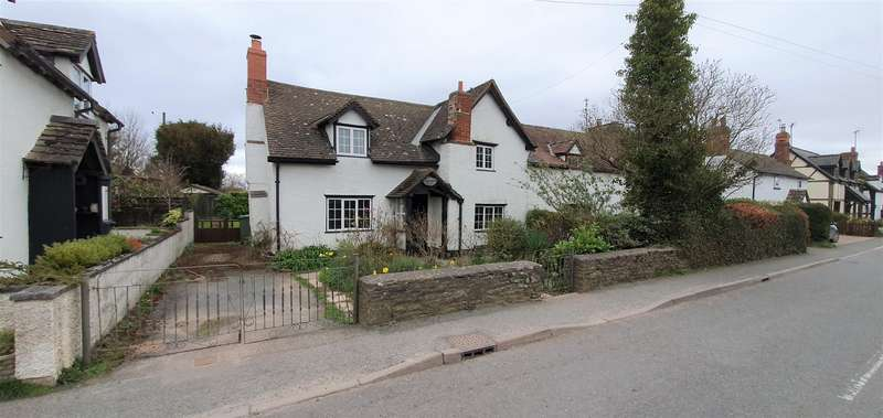3 Bedrooms Semi Detached House for sale in Church Road, Hereford