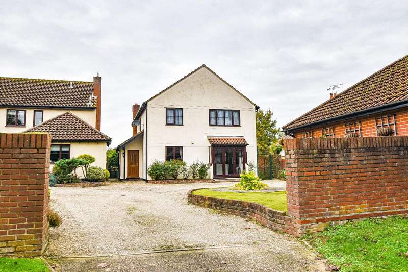 4 Bedrooms Detached House for sale in Squires Mead, Great Bardfield, Braintree