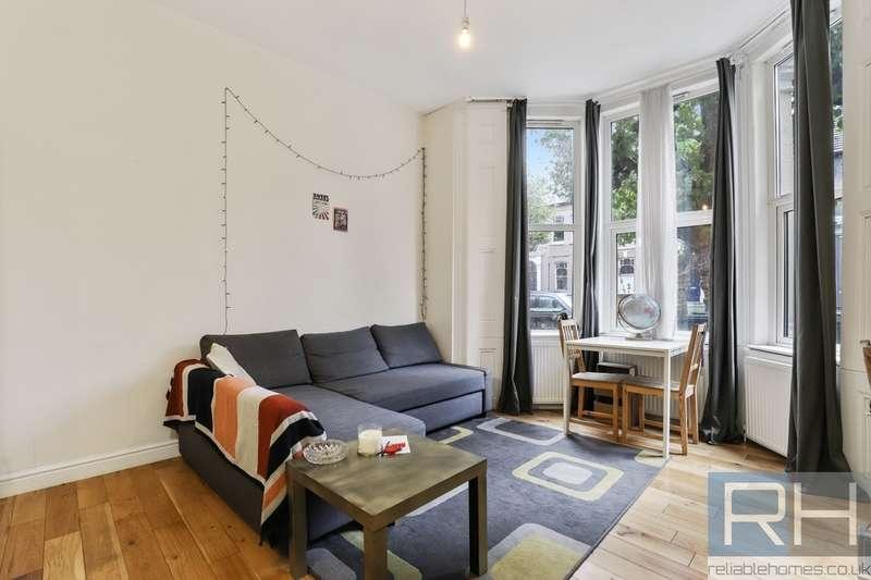 1 Bedroom Flat for rent in Belmont Road, Turnpike Road, N15