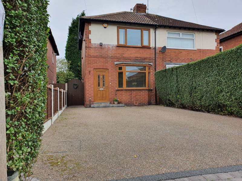 2 Bedrooms Semi Detached House for sale in Beverley Avenue, Manchester, Greater Manchester, M34