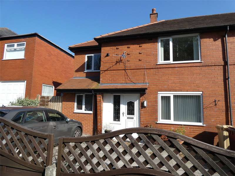 2 Bedrooms Semi Detached House for sale in Mytham Road, Little Lever, Bolton, BL3