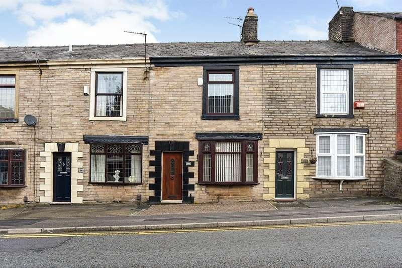 2 Bedrooms Property for sale in Huddersfield Road, Lees, OL4