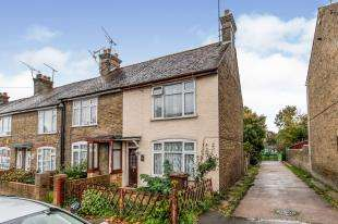 2 Bedrooms End Of Terrace House for sale in Third Avenue, Gillingham, Kent, England