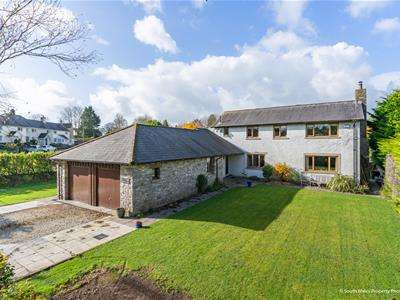 4 Bedrooms Detached House for sale in Radcliffe Walk, Ystradowen, Cowbridge