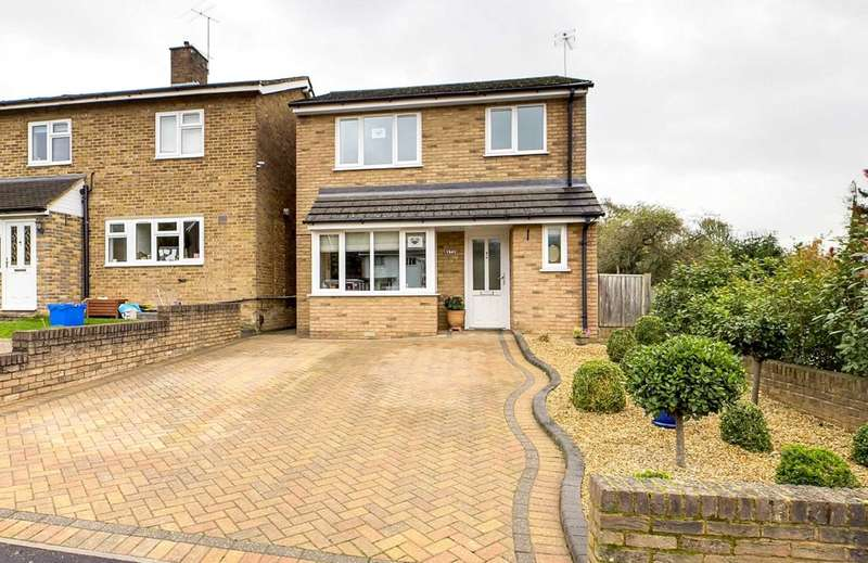 3 Bedrooms Detached House for sale in Northridge Way, Hemel Hempstead