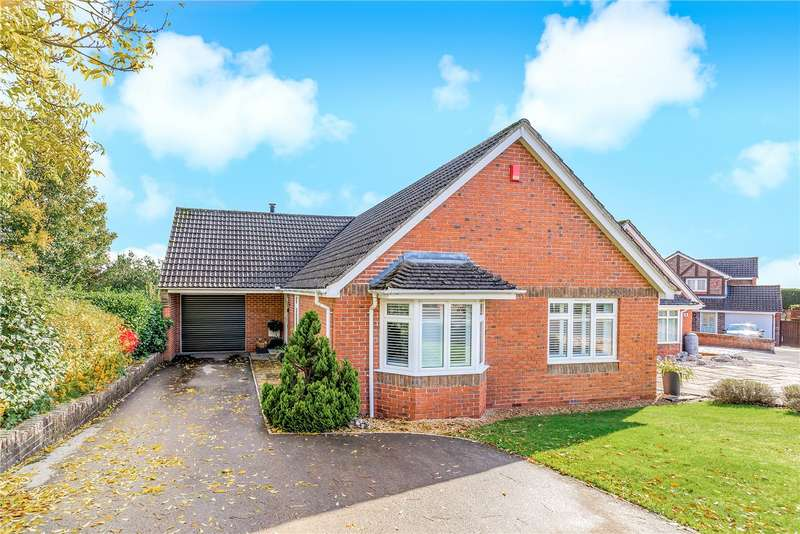 3 Bedrooms Detached Bungalow for sale in Cloverbank, Kings Worthy, Winchester, SO23