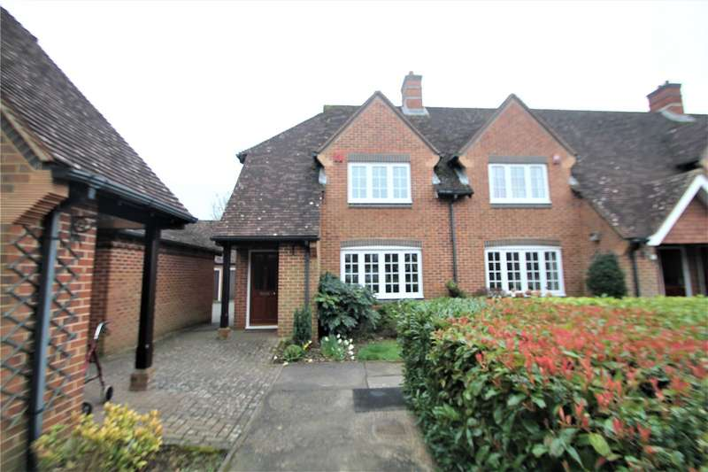 2 Bedrooms Property for rent in Haydens Mews, Tonbridge, Kent