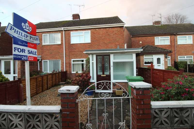 2 Bedrooms Semi Detached House for sale in CHARLTON KINGS border, GL52