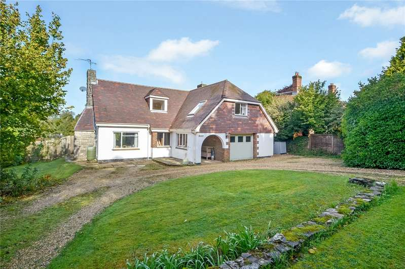 3 Bedrooms Detached House for sale in Crawley, Winchester, SO21