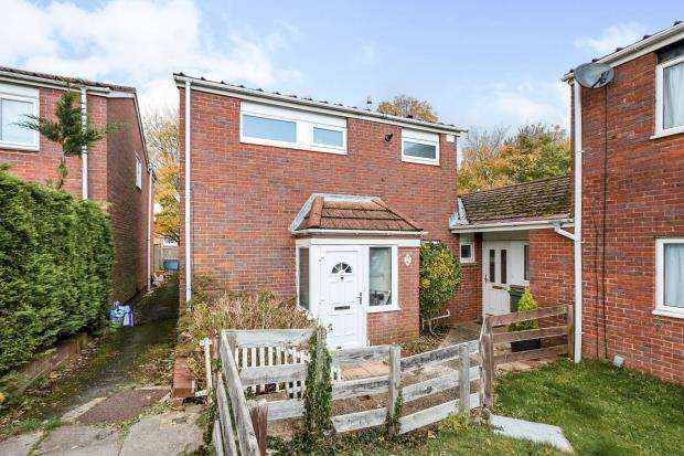 3 Bedrooms End Of Terrace House for sale in Brighton Hill, Basingstoke, Hampshire
