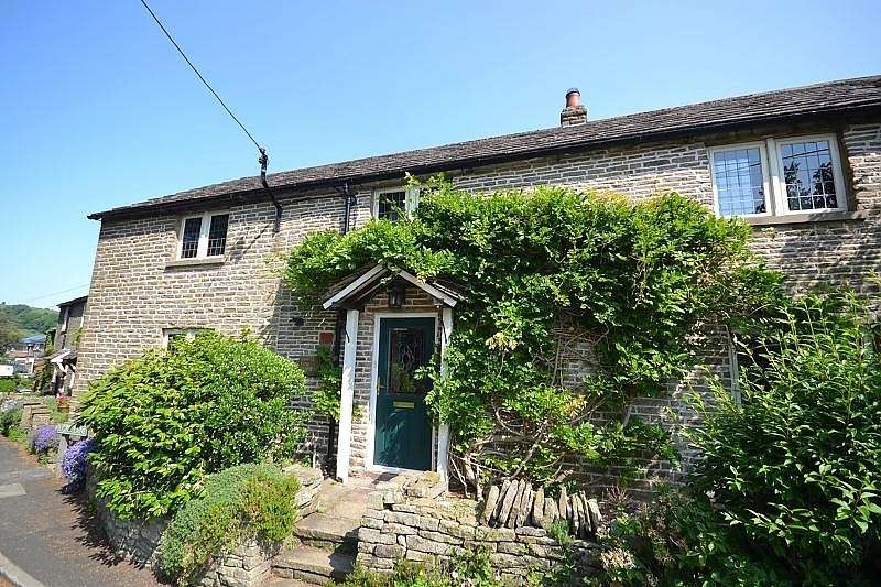 3 Bedrooms Semi Detached House for rent in Rainow, Macclesfield