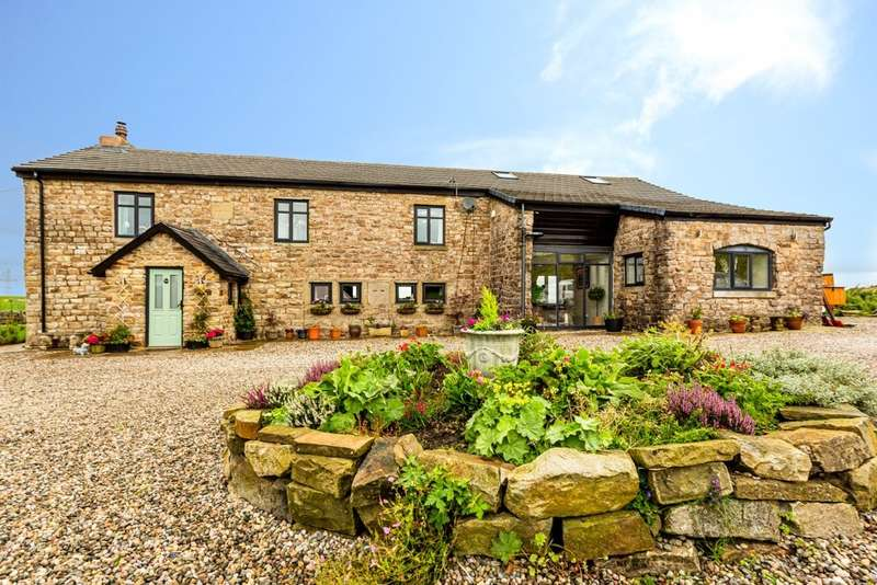 5 Bedrooms House for sale in 'Whetstone Edge Farm House' Redshell Lane, Belthorn.
