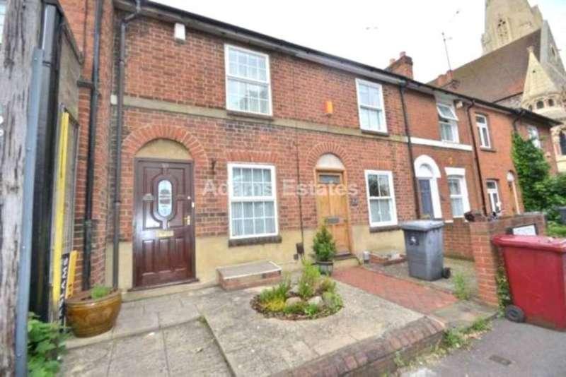 3 Bedrooms Terraced House for rent in Watlington Street, Reading