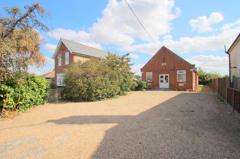 Property for sale in Methodist Church, Fingringhoe Village
