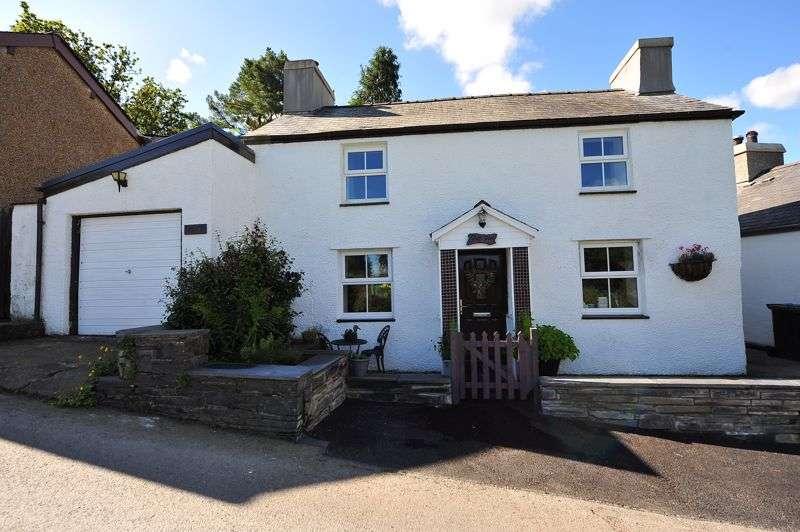 3 Bedrooms Property for sale in Glandwr, Dolwyddelan