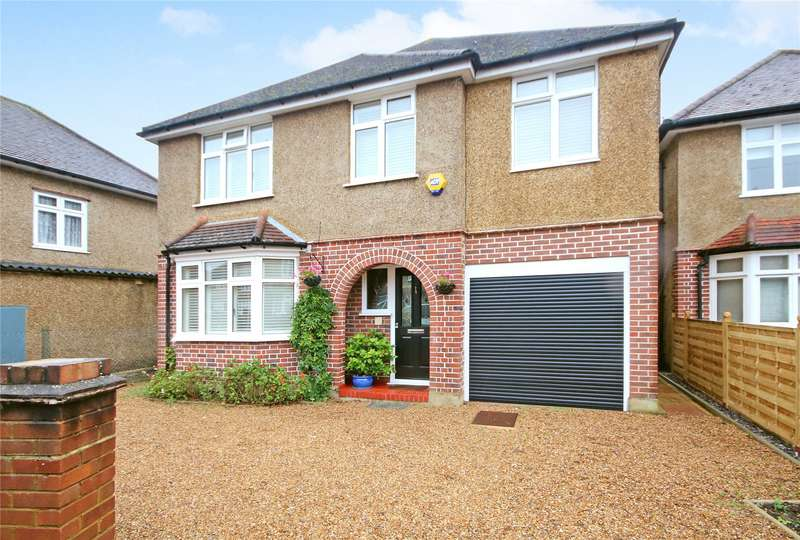 5 Bedrooms Detached House for sale in Firfield Road, Addlestone, Surrey, KT15