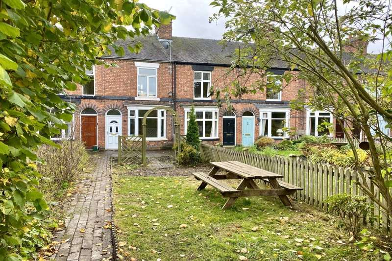 2 Bedrooms Terraced House for rent in North Crofts, Nantwich, CW5