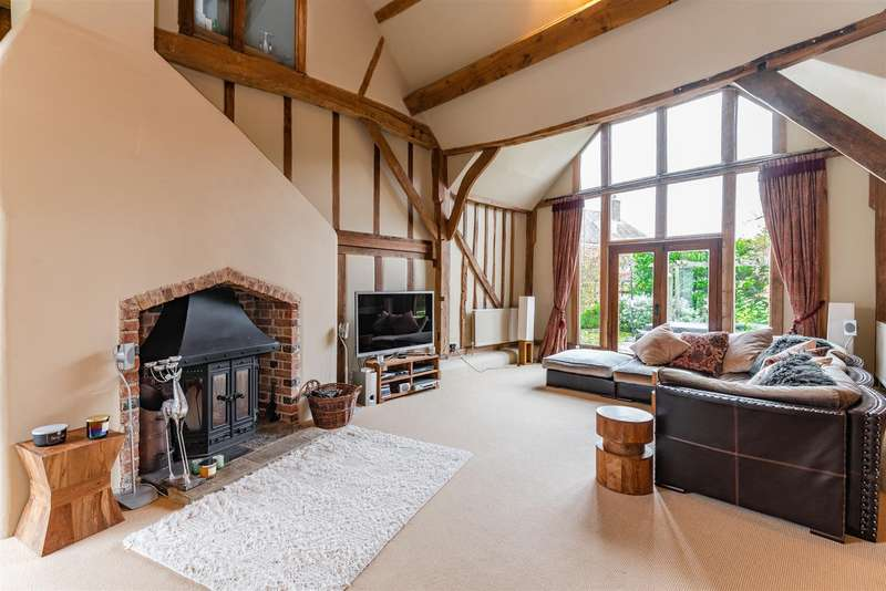 5 Bedrooms Barn Conversion Character Property for sale in Stocks Road, Aldbury