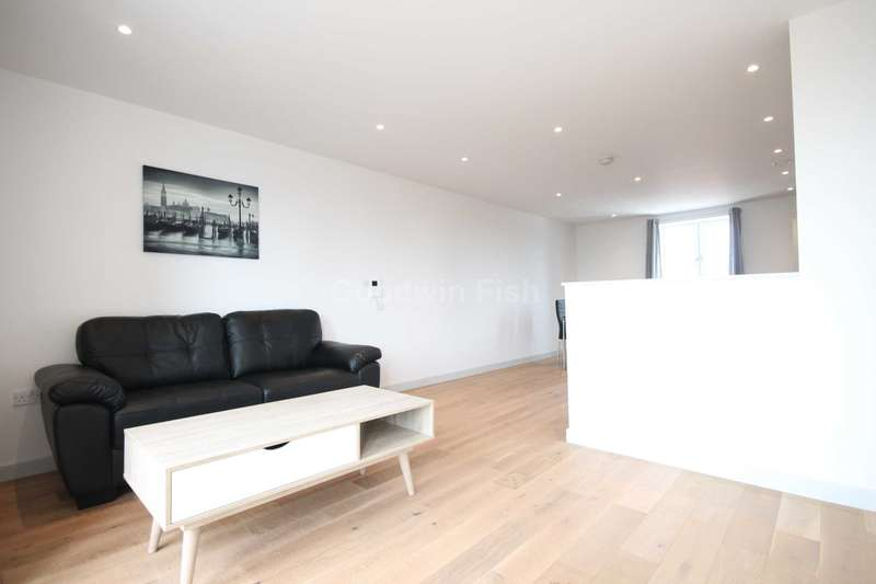 2 Bedrooms Apartment Flat for rent in One Cutting Room Square. Hood Street, Manchester
