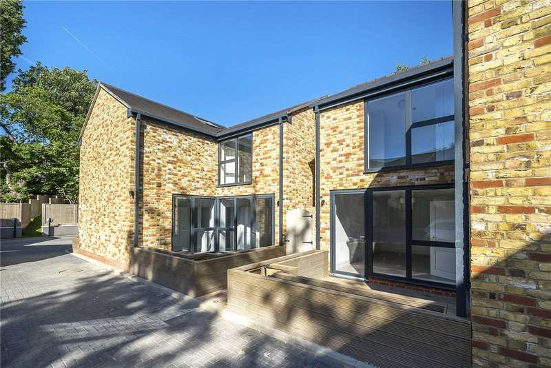 4 Bedrooms Detached House for sale in Kensington Place, Muswell Hill, London, N10