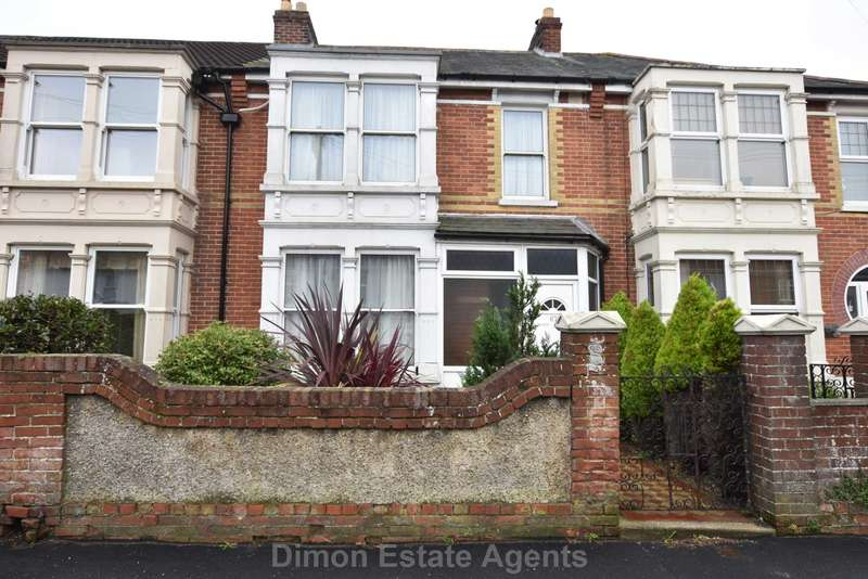 3 Bedrooms Terraced House for sale in St Thomas`s Road, Hardway