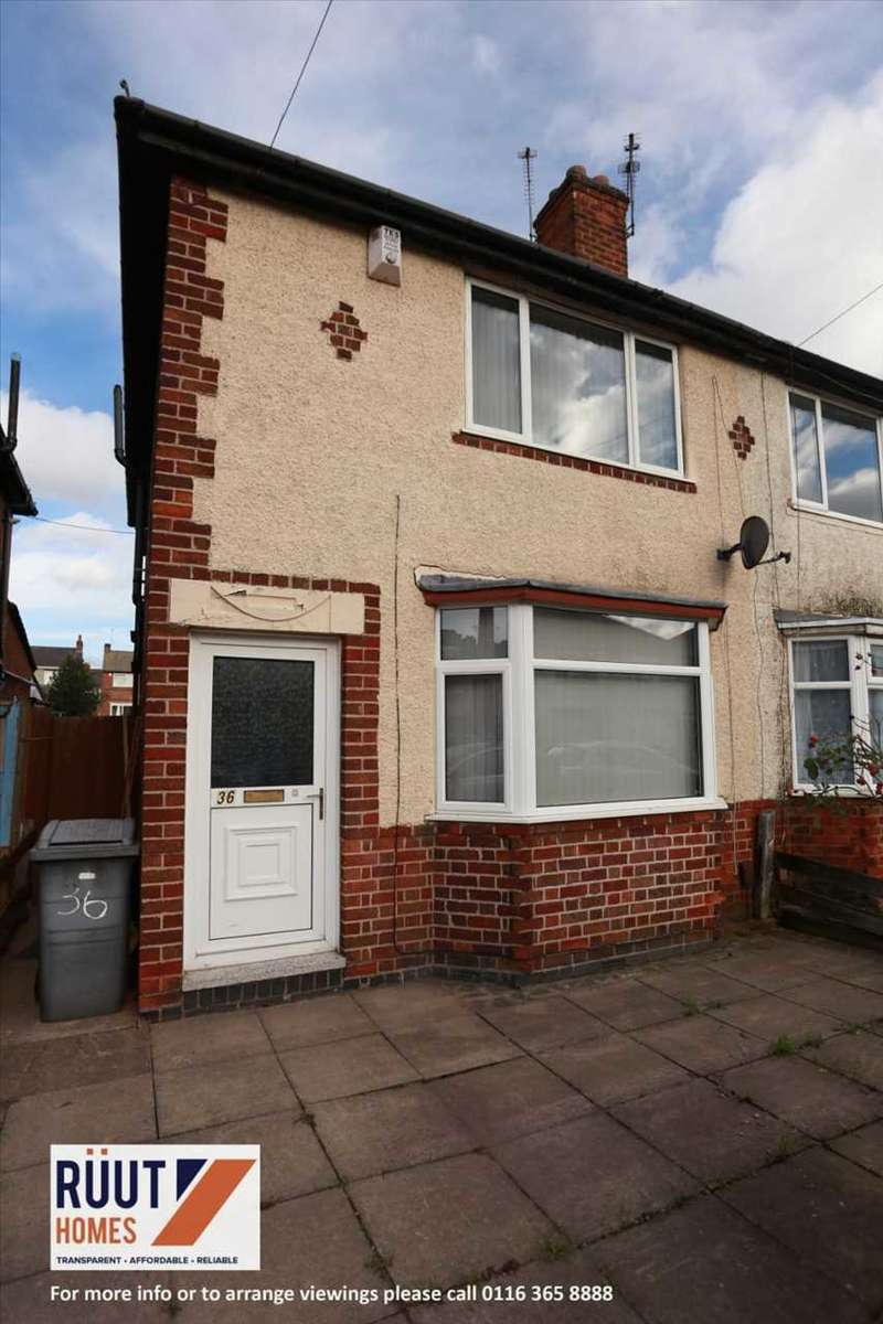 3 Bedrooms Semi Detached House for sale in Redcar Road, Leicester