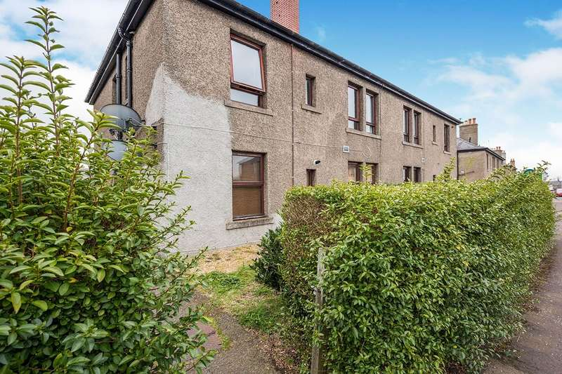 2 Bedrooms Flat for sale in Lilybank Crescent, Forfar, DD8