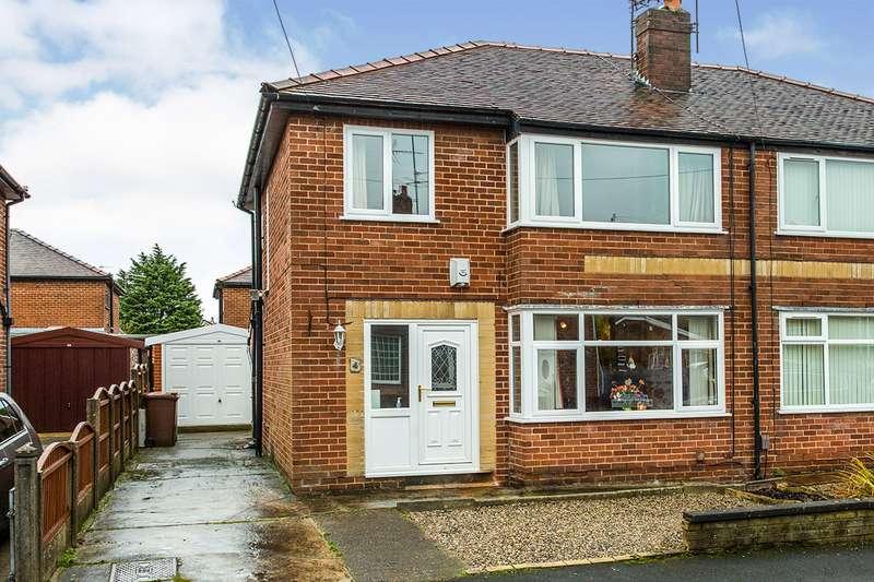3 Bedrooms Semi Detached House for sale in Squiresgate Road, Ashton-on-Ribble, Preston, Lancashire, PR2