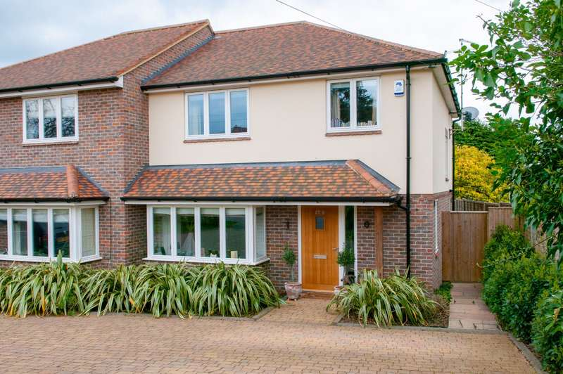 3 Bedrooms Semi Detached House for sale in St. Albans Road, Codicote, SG4