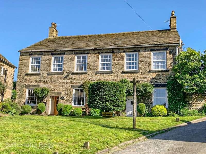 5 Bedrooms Detached House for sale in Highgate Road, Hayfield, High Peak, Derbyshire, SK22 2JL