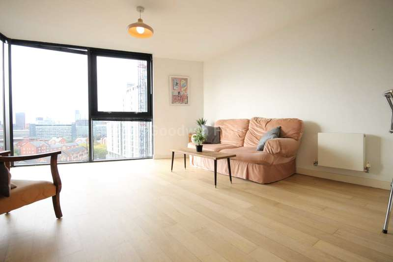 1 Bedroom Apartment Flat for sale in Islington Wharf, 151 Great Ancoats Street, New Islington
