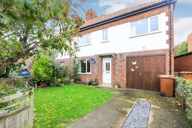 4 Bedrooms Semi Detached House for sale in Westlands, Pickering, North Yorkshire, YO18