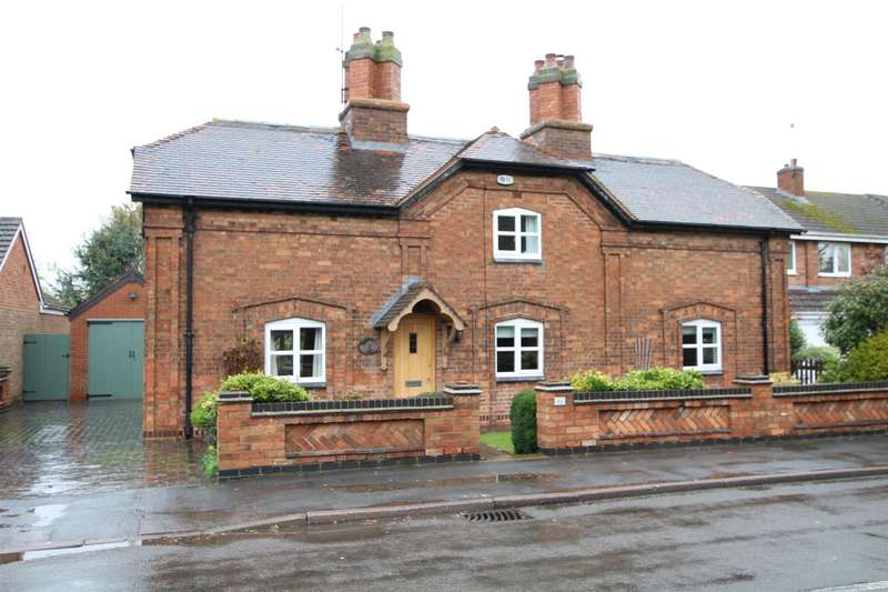4 Bedrooms Detached House for sale in Station Road, Barton Under Needwood