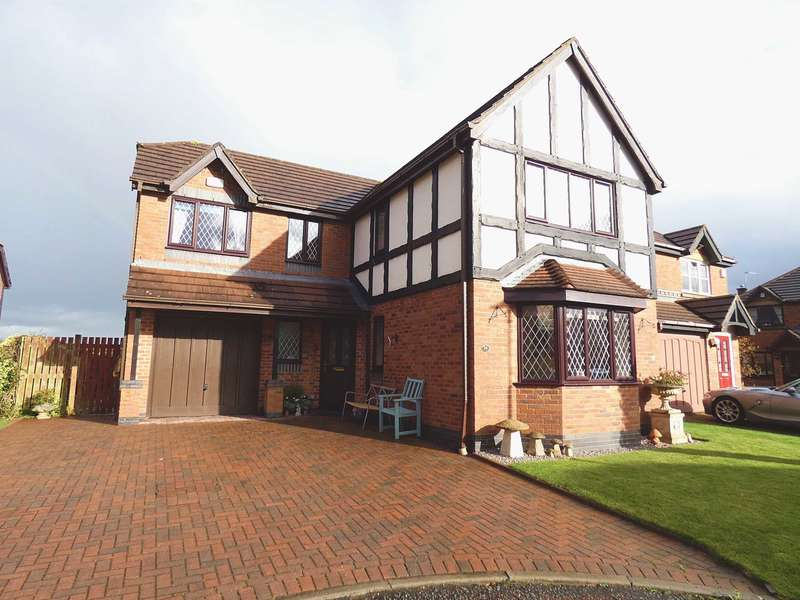 4 Bedrooms Detached House for sale in Wicklow Avenue, The Belfry, Lytham
