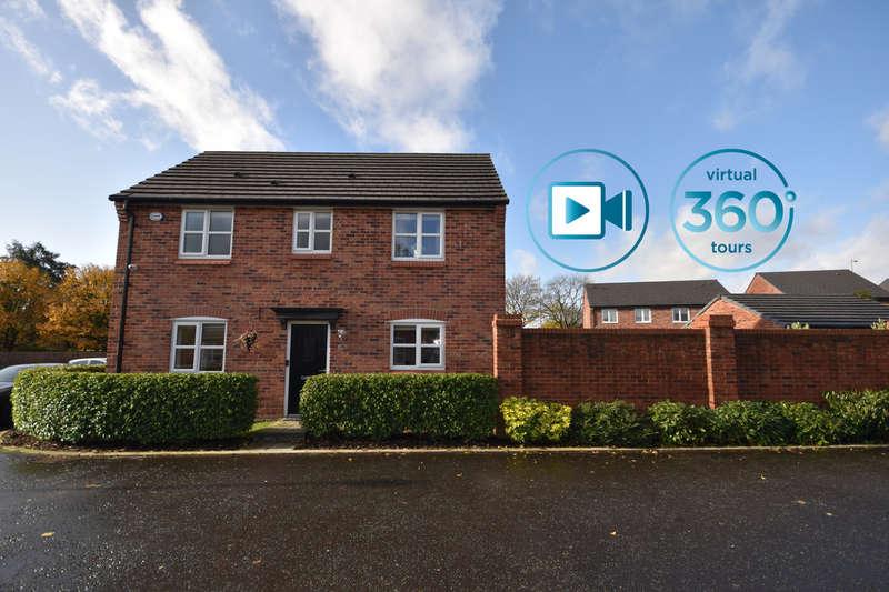 3 Bedrooms Detached House for sale in Innes Close, Passmonds, OL12 7BA