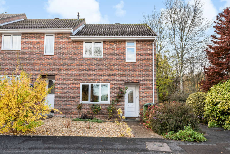 3 Bedrooms End Of Terrace House for sale in Broad Chalke Down, Winchester