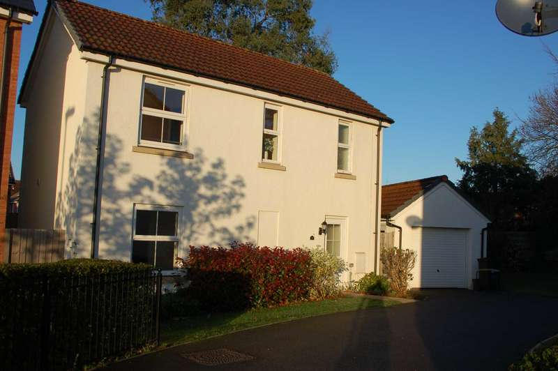 3 Bedrooms Detached House for sale in Hardys Road, Taunton
