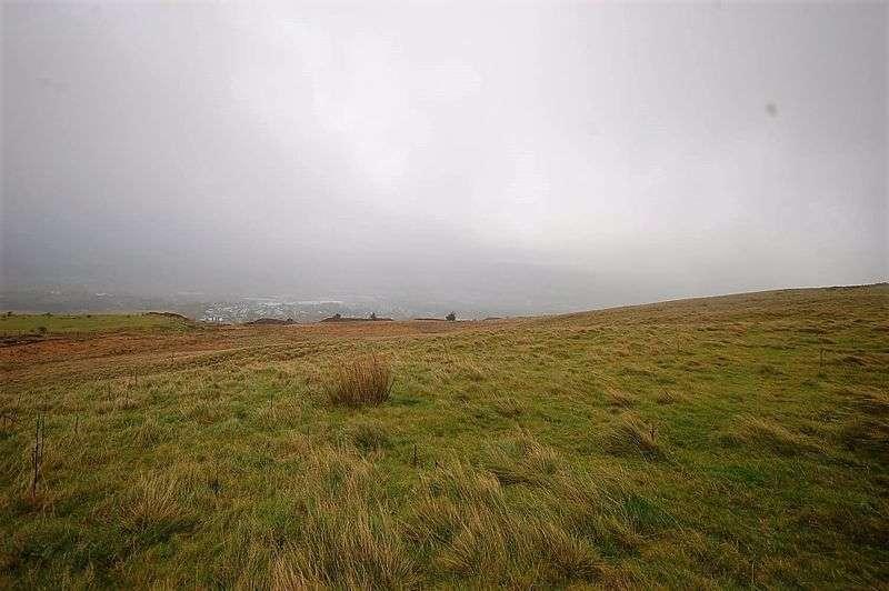 Property for sale in A Parcel of Land at Heolgerrig, Merthyr Tydfil