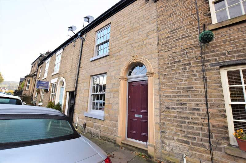 3 Bedrooms Terraced House for rent in Ingersley Road, Bollington, Macclesfield