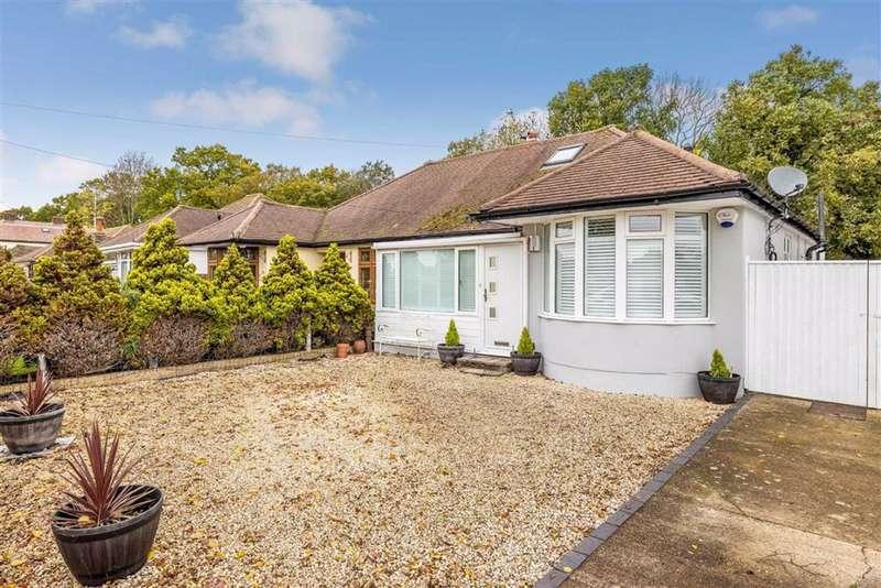 3 Bedrooms Semi Detached Bungalow for sale in Merton Gardens, Petts Wood, Kent