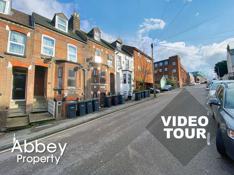 1 Bedroom Flat for sale in Grove Road, Luton