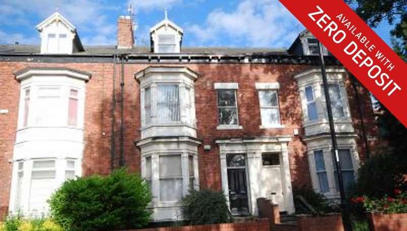1 Bedroom Flat for rent in Brookside Terrace, Sunderland