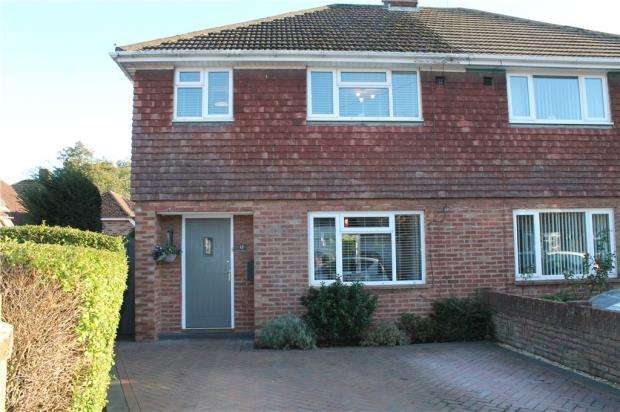 3 Bedrooms Semi Detached House for sale in Prinsted Crescent, Portsmouth, Hampshire