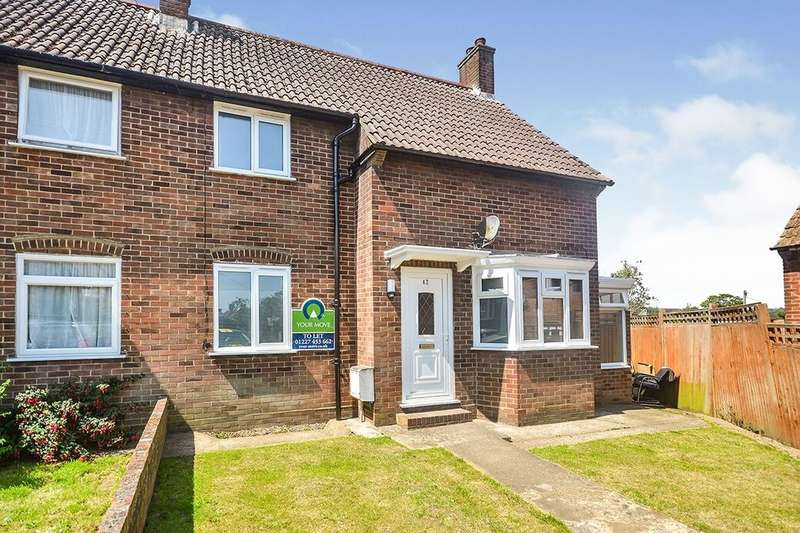 4 Bedrooms Semi Detached House for rent in Old Park Avenue, Canterbury, CT1