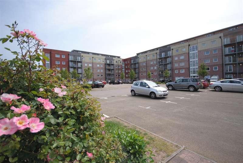 2 Bedrooms Apartment Flat for rent in Heritage Way, Wigan.