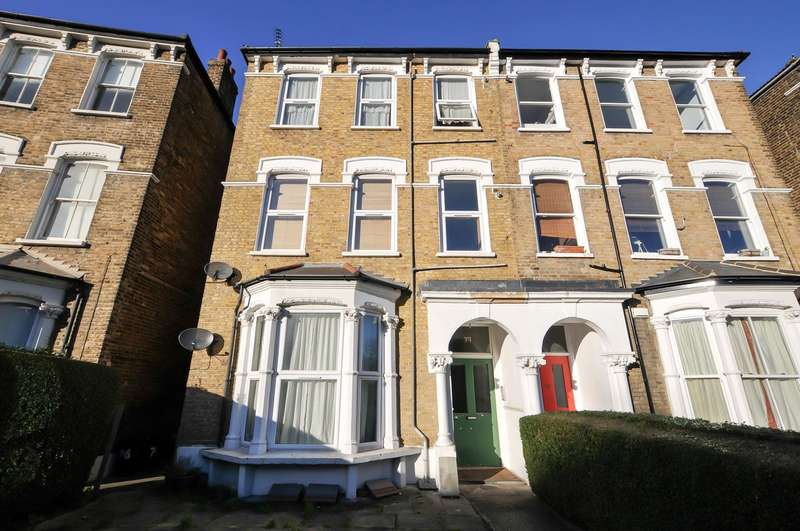 2 Bedrooms Flat for sale in Manor Road, Stoke Newington