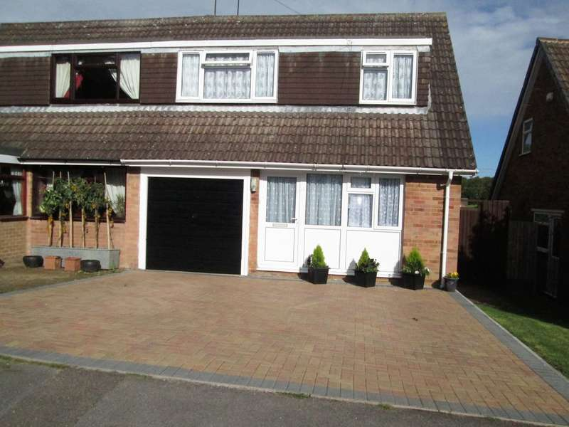 3 Bedrooms Semi Detached House for rent in The Firs, Daventry, NN11 0PX.