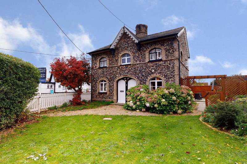 2 Bedrooms Detached House for sale in The Street Stisted, Braintree